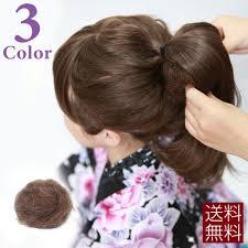 楽天市場毛たぼ カラートップ 髪型簡単ボリュームup 送料無料 ヘアー