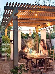 outdoor pergola lighting. gorgeous lighted pergolacurtain rods on outer posts great idea outdoor pergola lighting