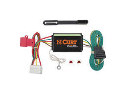 acura mdx trailer wiring kits suspensionconnection com acura mdx trailer wiring kit 2014 2017 by curt mfg 56192