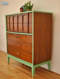 painted mid century furnitureMidCentury Modern Magic  Better After