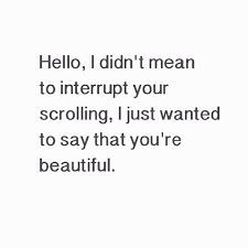 Your A Beautiful Person Quotes Best of Pin By Josh ☢ On Hold On Xx Pinterest Staying Strong