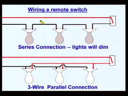 wiring lights in a parallel series simple wiring diagram site electrical wiring confusion dim lights wiring two lights in parallel wiring lights in a parallel series