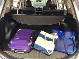 the toyota rav4 has plenty of cargo space for a compact suv