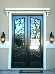 front door with glass window dolphins etched on double doors entry replacement stained inserts decorating styles