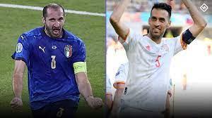 Italy vs. Spain: time, line-ups, TV ...