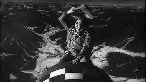 things you didn t know about dr strangelove in downcity the character of maj t j ldquokingrdquo kong slim pickens was based on alvin ldquotexrdquo johnston johnston was the chief test pilot for bell aircraft and boeing in
