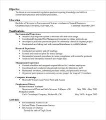 Samples Of Agriculture Resumes Best Sample Resumes Free 6 Sample Agriculture Resumes In Pdf