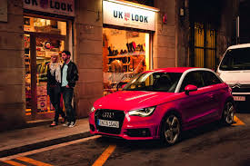 Audi A1 S-Line Pictures Released