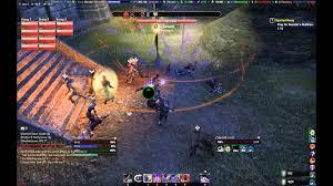 XxX Elder Scrolls Online 12 men vs zerg YouTube