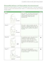 Fillable Online Classifications Of Furcation Involvement Fax