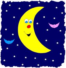Coloriage Lune Qui Dort Imprimer Coloriage Lune Qui Dort Lunedessin L