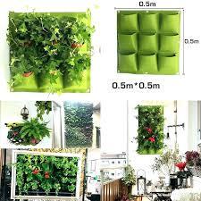 diy wall planter wall planter wall planter outdoor new indoor outdoor wall hanging garden planter vertical