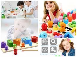 Về WOODO - Đồ chơi giáo dục trí tuệ cho bé từ 1 - 8 tuổi