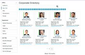 Build A Corporate Directory With Sharepoint Search Sharegate