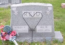 Iva Nora Gill Reid (1898-1996) - Find A Grave Memorial