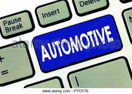 Word Cars Word Writing Text Automotive Business Concept For Selfpropelled