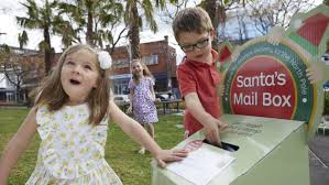 santa mail get your letters to santa in now so he has time to reply