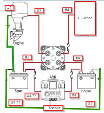 blue sea acr wiring help battery switch location help the hull Blue Sea Systems Battery Switch Wiring Diagram Blue Sea Systems Battery Switch Wiring Diagram #46 Dual Battery Switch Wiring Diagram