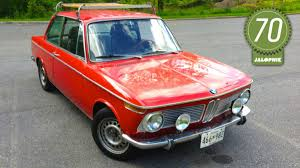 BMW Convertible bmw retro car : 1967 BMW 1602: The Jalopnik Classic Review