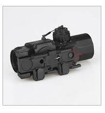 4x Dual Role <b>Optic Rifle Scope Airsoft Scope</b> Magnificate <b>4x32</b> ...