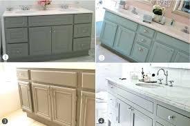 bathroom cabinet redo. Bathroom Cabinet Painting Ideas Image Of Refinish Cabinets Vanity Redo