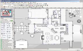 visio floor plan