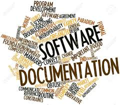Software Documantation Abstract Word Cloud For Software Documentation With Related Tags