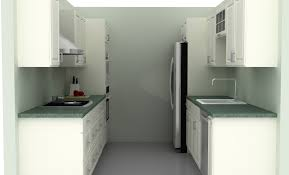 ... How To Remodel A Small Galley Kitchen ...