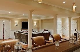 Design Your Basement Decoration Interesting Decorating Design