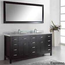 72 inch double sink vanity. virtu usa caroline parkway 72 inch double sink bathroom vanity set white v