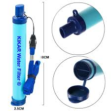 survival water purifier. Best Water Filter System Survival Personal Outdoor Tube Oral Hygiene Purifier Hiking Hunting Sport Emergency Tool A