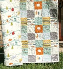 Baby Quilt Kit Precut Charm Pack Quilt Kit Quilting Ideas Sewing ... & Baby Quilt Kits Canada Baby Quilt Kits Beginners Canada Baby Quilt Organic  Feather River Camp Sur Adamdwight.com