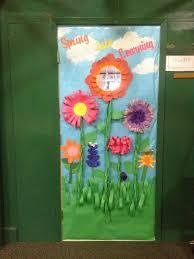 Beautiful Front Door Decoration For Spring Backyards Spring Door