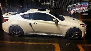 hyundai genesis 2014 white. Plain 2014 2014 White Hyundai Genesis Coupe 20T Picture Mods Upgrades In U
