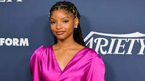 Halle Bailey makes fun of the remake of ...