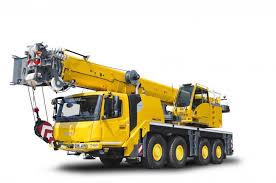 Grove Gmk 5250 Load Chart Grove Gmk5250l All Terrain Crane Construction Equipment