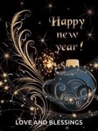 The husband's wife shares new year greetings, new year wishes boss, clients, customers for love and lover and happy new year! Happy New Year Gifs Tenor