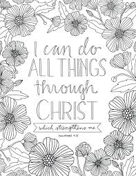 Christian Coloring Pages For Adults Coloring Printable Christian