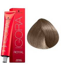 Igora Royal 8 1 Light Blond Ash 60ml