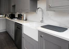 kitchen sink article butler ceramic sink carrera carrara urban quartz kitchen worktops