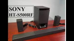 Review Sony HT-S500RF, Review Loa Sony HT-S500RF - 0977254396 - YouTube