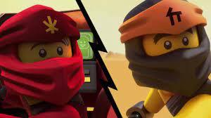 Lego ninjago Season 11 episode 3 - Kiara XD Animation