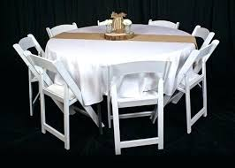 what size tablecloth for a inch round table tents and events intended 60 r