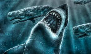 shark wallpaper 3d. Interesting Shark Shark Intended Wallpaper 3d