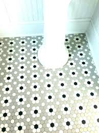vintage mosaic tile bathroom floor retro tiles table