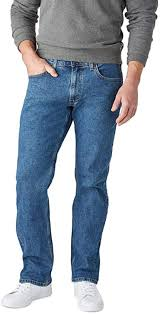 Signature by <b>Levi Strauss</b> & Co. Gold Label Men's <b>Relaxed</b> Fit Flex ...