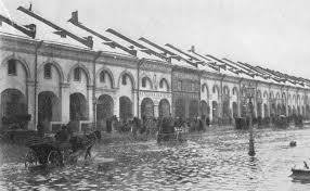 Краткая история наводнений в Санкт Петербурге Городской маршрут  Тем не менее и в начале xx века многие горожане узнавали о предстоящих бурях и угрозе наводнения по показаниям барометров