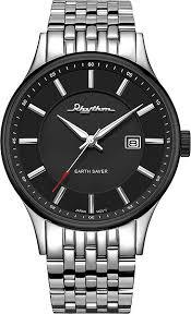 Купить <b>Мужские</b> японские наручные <b>часы Rhythm ES1404S03</b> ...