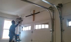 installing a garage door openergarage garage door installation kit home design ideas inside