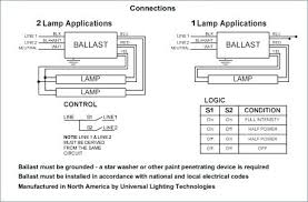 voltage output electronic ballast wiring diagram 277v data wiring Fluorescent Fixture Wiring Diagram at 277 Volt Ballast Wiring Diagram